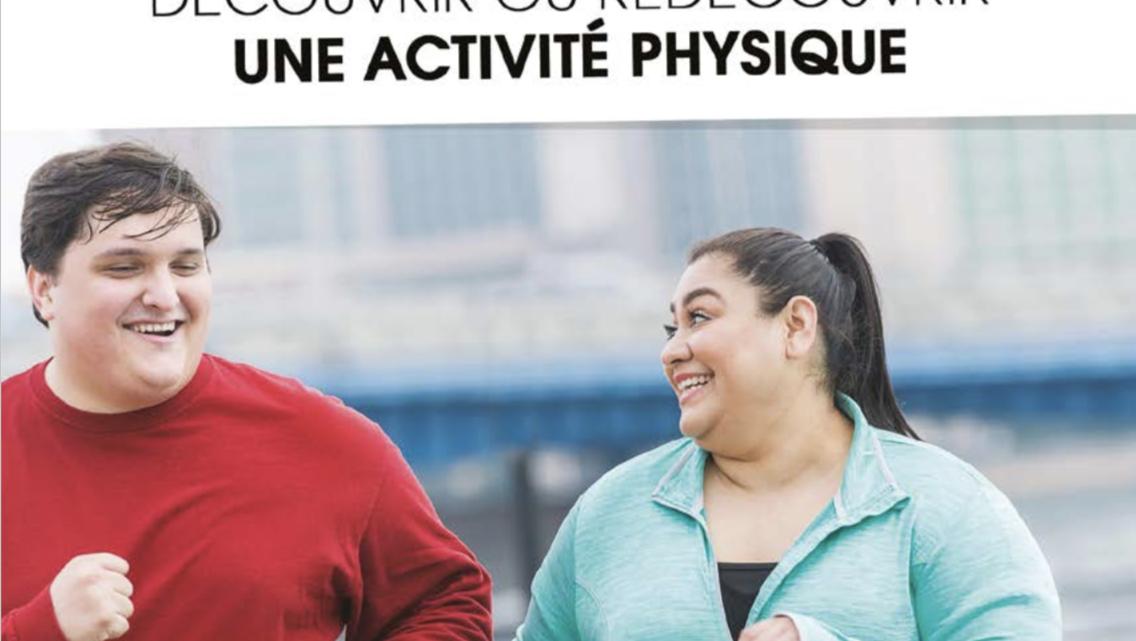 SPORT SANTÉ – personnes en situation de surpoids et d'obésité.