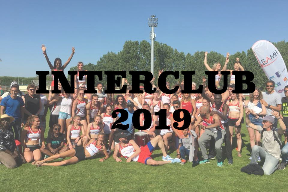 INTERCLUBS 2019